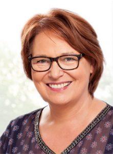 Brigitte Mönning, stellvertretende Vorsitzende Steuerberaterin und Heilpraktikerin für Psychotherapie, Oldenburg